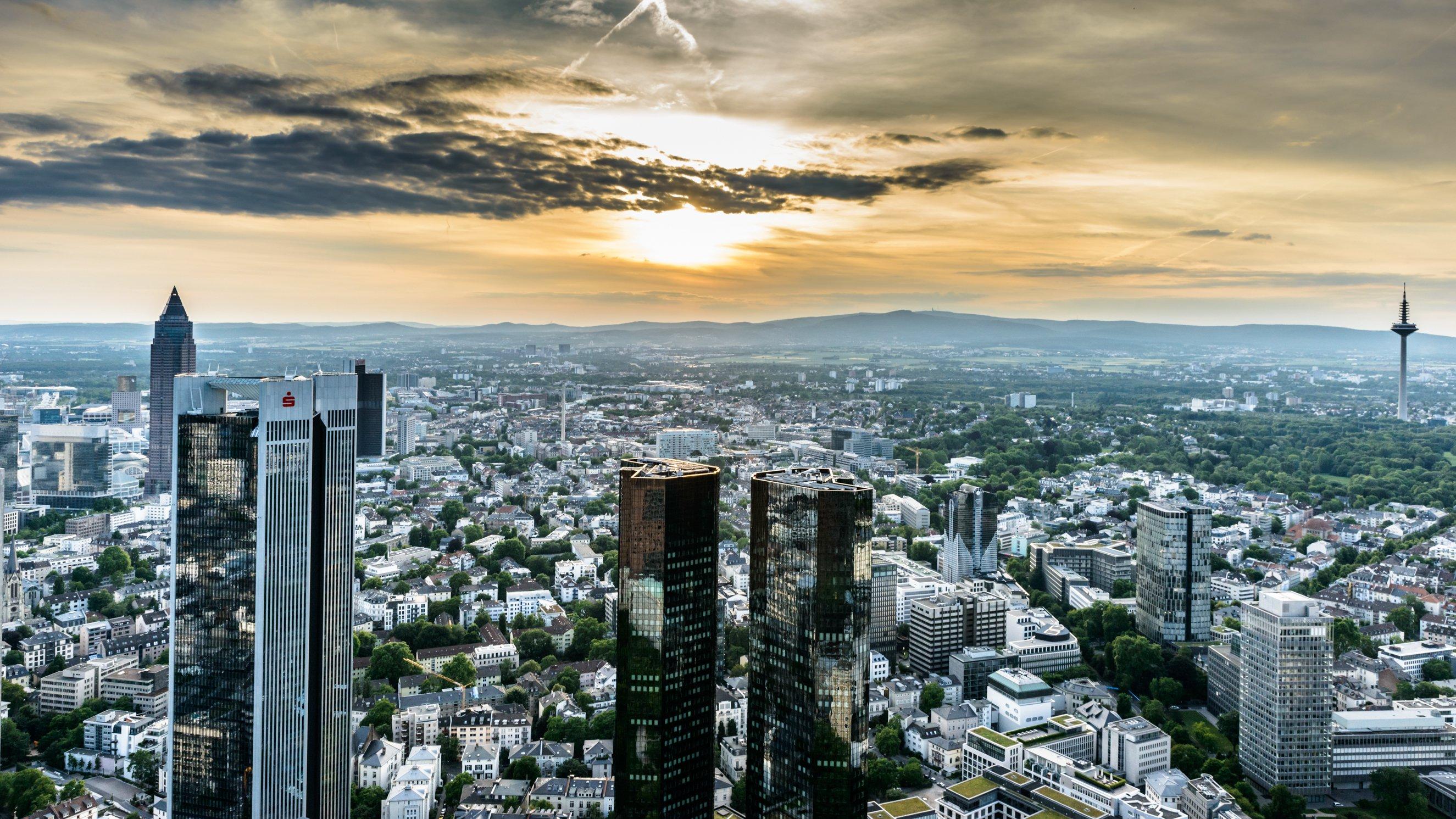 Unser Kurztrip Nach Frankfurt