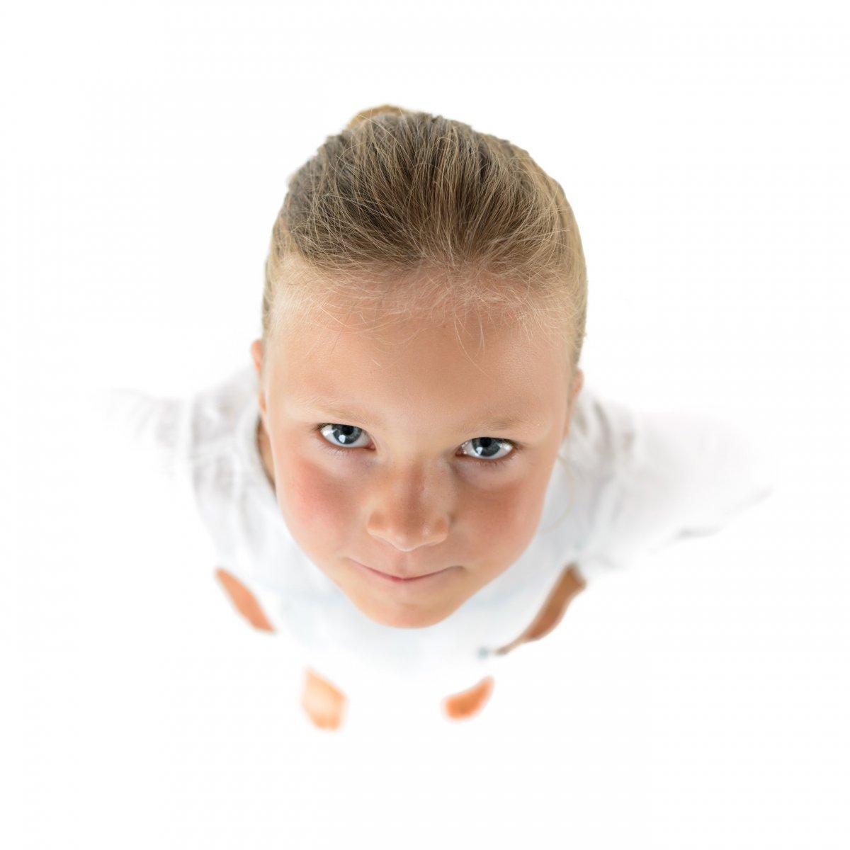 Freches Mädchen - Kindershooting