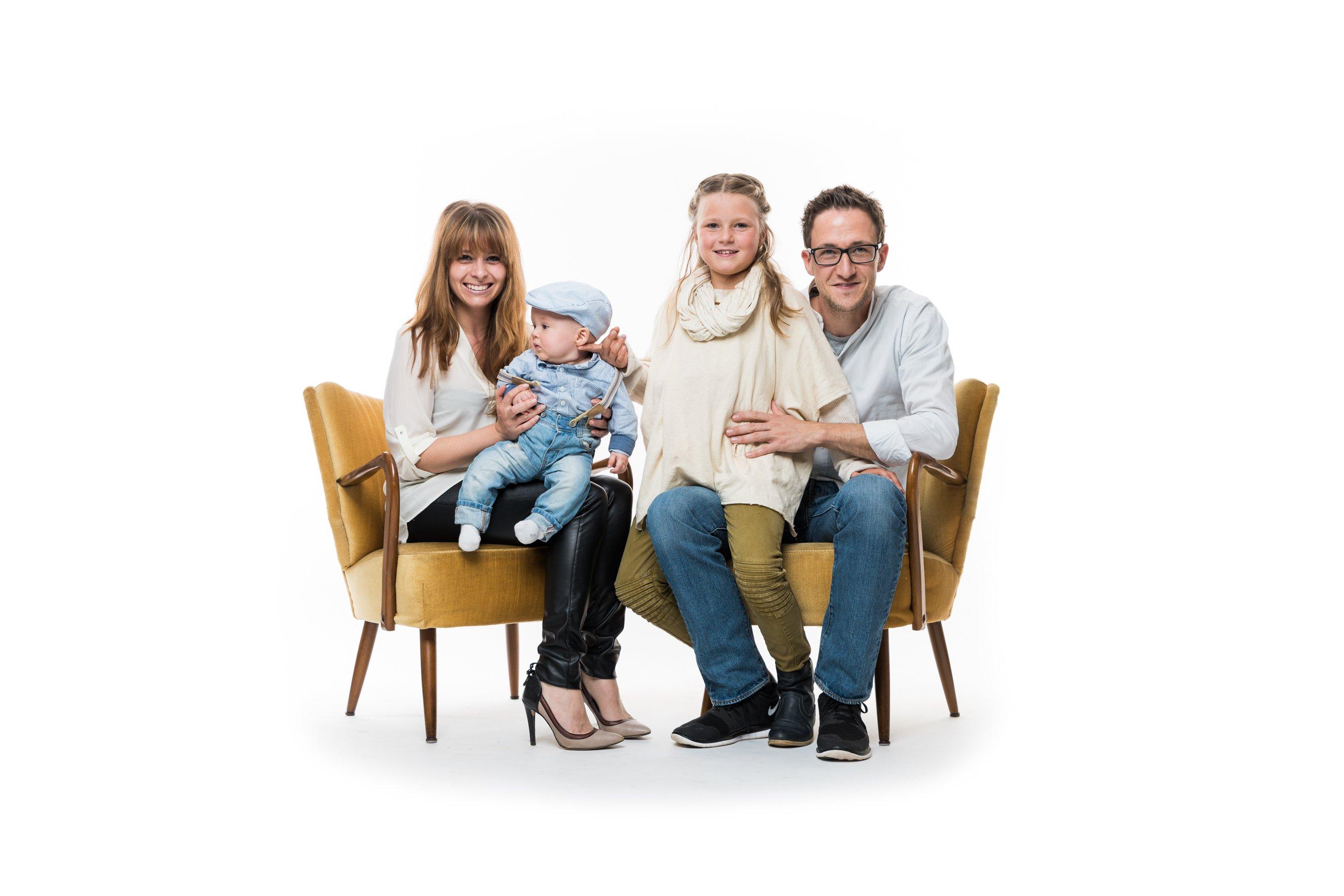 Opa, Oma Und Der Rest Der Familie – Familienshooting